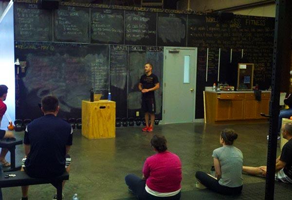 clarkfloyd crossfit paleo seminar