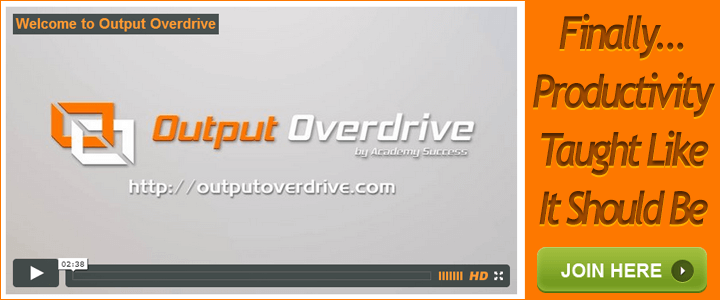 output overdrive ad
